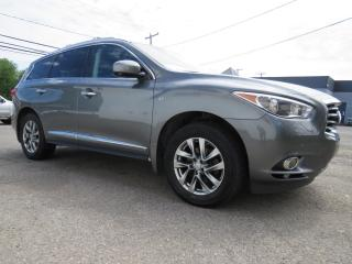 Used 2015 Infiniti QX60 AWD PREMIUM NAVIGATION CAMERA BOSE CUIR TOIT MAGS for sale in St-Eustache, QC