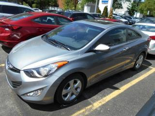 Used 2013 Hyundai Elantra COUPE **TOIT,BLUETOOTH,MAGS,A/C** for sale in Montréal, QC