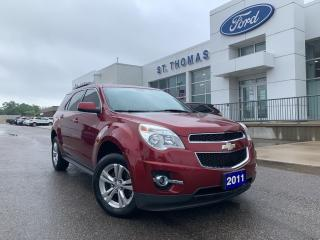 Used 2011 Chevrolet Equinox 1LT for sale in St Thomas, ON