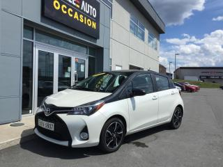 Used 2016 Toyota Yaris 5dr HB Auto SE for sale in St-Georges, QC