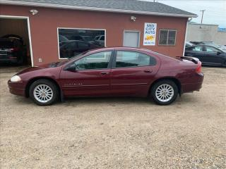 Used 1999 Chrysler Intrepid Base for sale in Saskatoon, SK