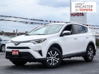 Used 2016 Toyota RAV4 LE for sale in Ancaster, ON