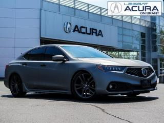 Used 2018 Acura TLX Tech A-Spec 3.5L V6 for sale in Burlington, ON