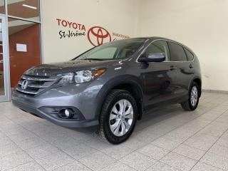 Used 2014 Honda CR-V * AWD * EX * TOIT * MAGS * for sale in Mirabel, QC