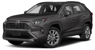 New 2020 Toyota RAV4 LIMITED  for sale in Stouffville, ON