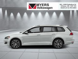 Used 2015 Volkswagen Golf Sportwagen 1.8T Trendline 5sp for sale in Kanata, ON