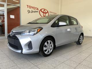 Used 2015 Toyota Yaris * LE * GR ELECT * A/C * PEA 2021 OU 120 000 KMS * for sale in Mirabel, QC