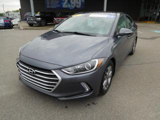 Used 2017 Hyundai Elantra 4dr Sdn Auto GL,A/C,CRUISE,CAMERA ++ for sale in Mirabel, QC