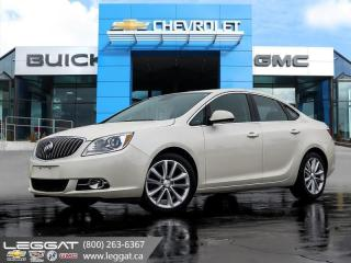 Used 2016 Buick Verano Leather heated seats! | Bose Audio! for sale in Burlington, ON