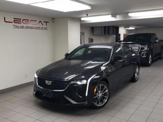 New 2020 Cadillac CT4 Sport for sale in Burlington, ON