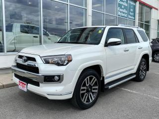 Used 2018 Toyota 4Runner SR5 LIMITED+REMOTE START! for sale in Cobourg, ON