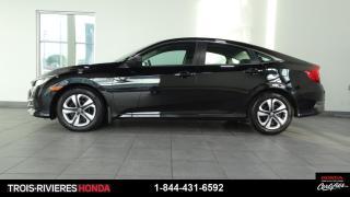 Used 2017 Honda Civic DX + MANUELLE + BAS KILO + CAMÉRA DE REC for sale in Trois-Rivières, QC