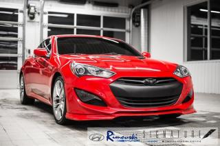 Used 2015 Hyundai Genesis 3.8L R-Spec chez Rimouski Hyundai for sale in Rimouski, QC