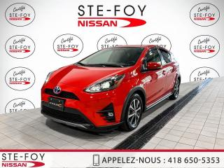 Used 2018 Toyota Prius c TOYOTA PRIUS 2018 Technologie TOUTES EQU for sale in Ste-Foy, QC