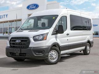 New 2020 Ford Transit Passenger Wagon XL for sale in Winnipeg, MB