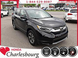 Used 2017 Honda CR-V LX AWD **UN PROPRIÉTAIRE**AUCUN ACCIDENT for sale in Charlesbourg, QC