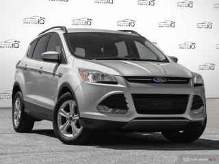 Used 2014 Ford Escape 2.0l ECOBOOST   SE CONVENIENCE PACKAGE   NAVIGATION for sale in Oakville, ON
