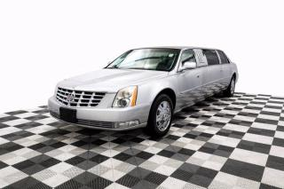 Used 2010 Cadillac DTS Professional Limousine for sale in New Westminster, BC