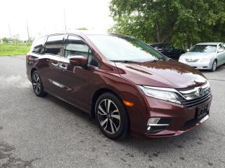 Used 2018 Honda Odyssey Touring for sale in Stittsville, ON