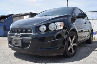 Used 2012 Chevrolet Sonic LS 1lt for sale in St. Thomas, ON