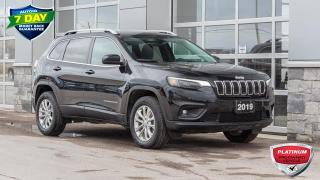 Used 2019 Jeep Cherokee NORTH 4X4 for sale in Innisfil, ON