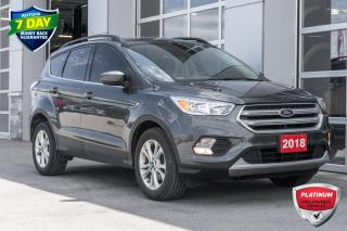 Used 2018 Ford Escape SE for sale in Innisfil, ON