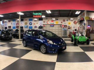 Used 2014 Honda Fit 5dr HB Auto Sport for sale in North York, ON