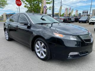 Used 2013 Acura TL 4dr Sdn Auto 2WD w/Tech Pkg for sale in Ottawa, ON