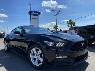 Used 2015 Ford Mustang Ecoboost automatique for sale in St-Eustache, QC