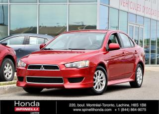 Used 2012 Mitsubishi Lancer SE AUTO MAGS AC*AUTO*GROUPE ELECTRIQUE*MAGS*++ for sale in Lachine, QC