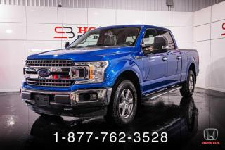 Used 2018 Ford F-150 XLT + XTR + 3.5L + CREW + WOW! for sale in St-Basile-le-Grand, QC