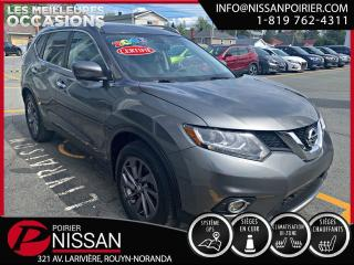 Used 2016 Nissan Rogue SL BIJOUX for sale in Rouyn-Noranda, QC