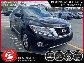 Used 2016 Nissan Pathfinder SL for sale in Rouyn-Noranda, QC