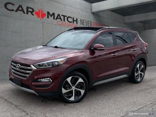 Used 2017 Hyundai Tucson SE / LEATHER / ROOF / NO ACCIDENTS for sale in Cambridge, ON