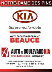 Used 2017 Kia Forte EX AUTO BI-ZONE APPLE/ANDROID BALANCE GA for sale in Notre-Dame-des-Pins, QC