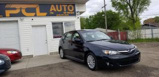 Used 2010 Subaru Impreza 2.5i for sale in Edmonton, AB