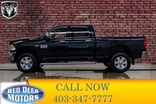 Used 2014 RAM 2500 4x4 Crew Cab SLT HEMI for sale in Red Deer, AB