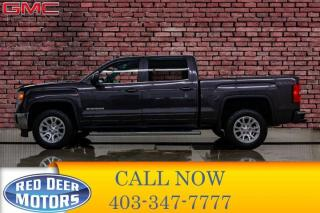 Used 2014 GMC Sierra 1500 4x4 Crew Cab SLE Z71 BCam for sale in Red Deer, AB