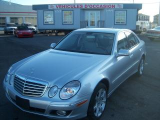 Used 2008 Mercedes-Benz E350 4 Matic E350 4Matic for sale in Saint-jean-sur-richelieu, QC