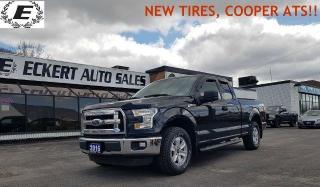 Used 2016 Ford F-150 XLT/ NEW COOPER ATS TIRES!! for sale in Barrie, ON