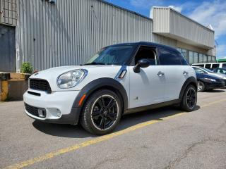 Used 2011 MINI Cooper Countryman *S* *ALL4*TOIT*BT* ++  64$/SEM for sale in St-Jérôme, QC