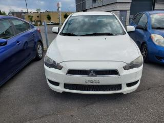 Used 2008 Mitsubishi Lancer SE ** SIÈGES CHAUFFANTS / MAGS for sale in St-Hyacinthe, QC
