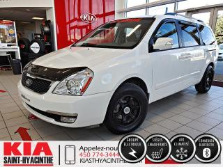 Used 2014 Kia Sedona LX Commodité ** 7 PASSAGERS for sale in St-Hyacinthe, QC