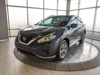 Used 2015 Nissan Murano SV - One Owner! Accident Free Carfax! for sale in Edmonton, AB