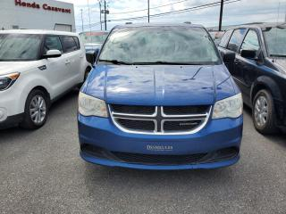 Used 2011 Dodge Grand Caravan SE Stow N' Go for sale in St-Hyacinthe, QC