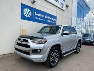 Used 2017 Toyota 4Runner LIMITED 4WD - EVERY OPTION for sale in Edmonton, AB