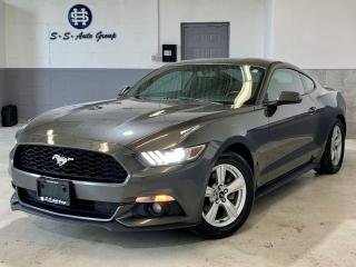 Used 2015 Ford Mustang FASTBACK ECOBOOST|ONE OWNER|ACCIDENT FREE|BACK UP| for sale in Oakville, ON