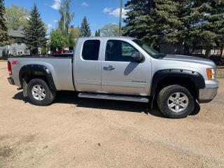 Used 2012 GMC Sierra 1500 SLE for sale in Osler, SK