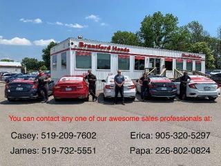 Used 2016 Honda Odyssey EX-L 4dr FWD Passenger Van for sale in Brantford, ON