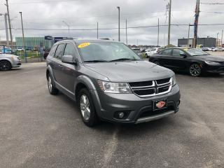Used 2012 Dodge Journey SXT for sale in London, ON